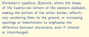 dyslexie font download free
